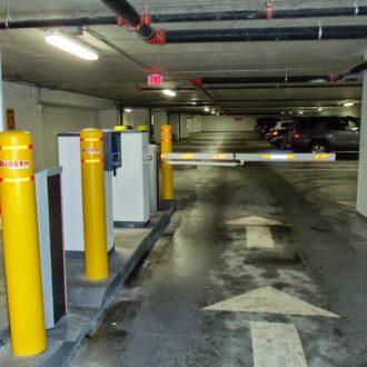 parking revenue control system